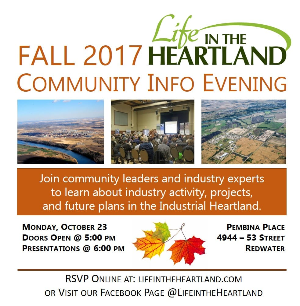 LITH Fall Community Information Evening - Invitation