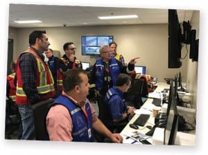 NWR Sturgeon Refinery Emergency Operations Centre